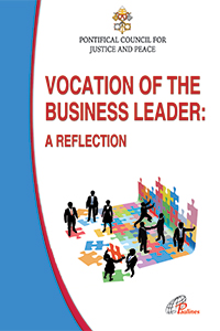 vocation of a business leader 15 pieces of the best career advice successful business leaders ever received  the pace of business is grueling and the energy required is exhausting but, as one of my trusted mentors.